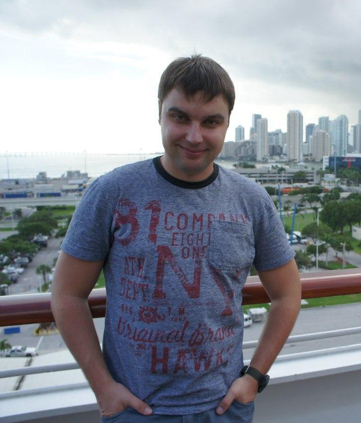 Дулов Дмитрий