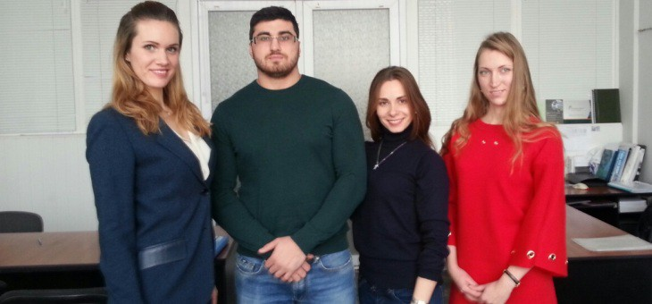 Успешная защита проекта молодых ученых кафедры МЭ