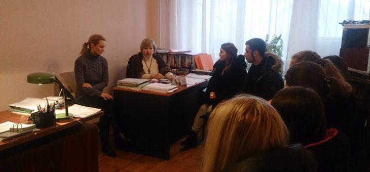 Засідання стипендіальної комісії економічного факультету
